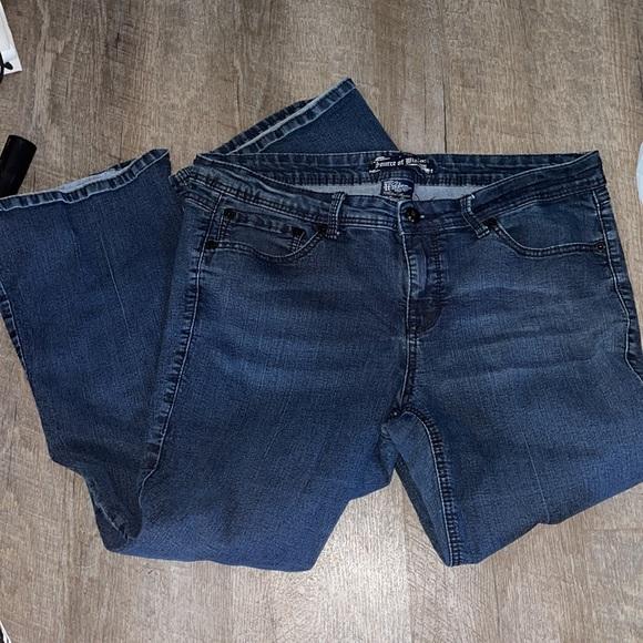 18 source of wisdom by torrid blue jeans